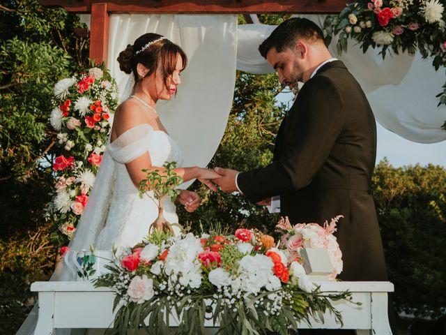 La boda de David y Ayira en Telde, Las Palmas 29