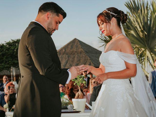 La boda de David y Ayira en Telde, Las Palmas 30
