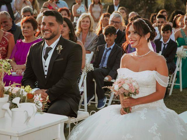 La boda de David y Ayira en Telde, Las Palmas 32