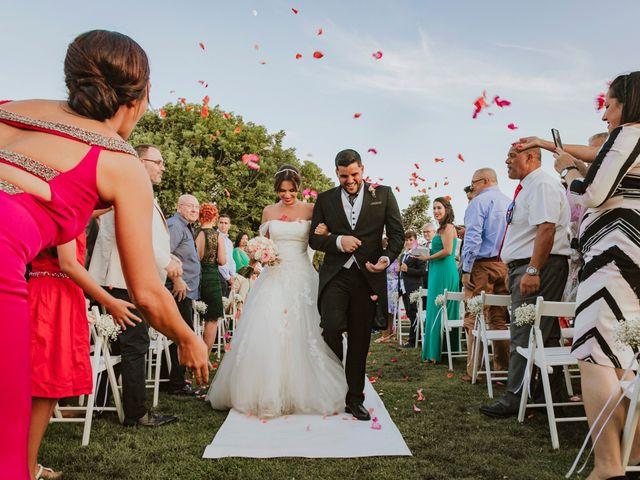 La boda de David y Ayira en Telde, Las Palmas 33