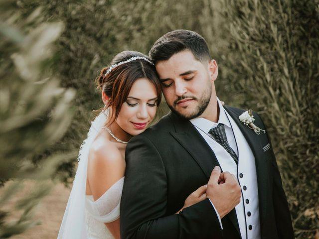 La boda de David y Ayira en Telde, Las Palmas 1