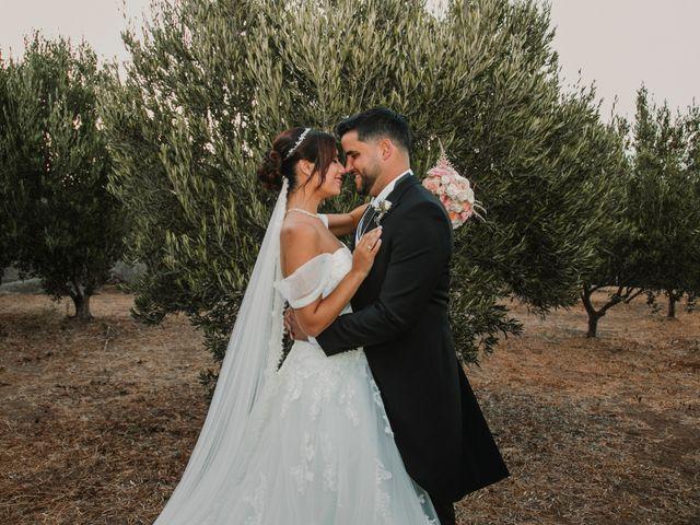 La boda de David y Ayira en Telde, Las Palmas 35