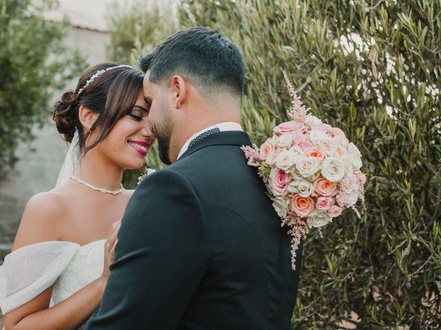 La boda de David y Ayira en Telde, Las Palmas 37