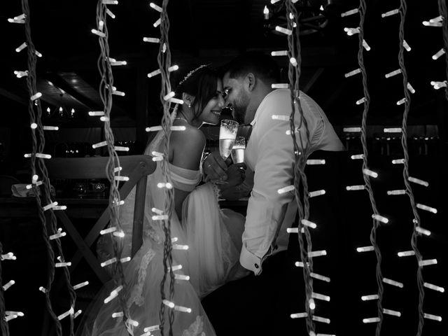 La boda de David y Ayira en Telde, Las Palmas 38