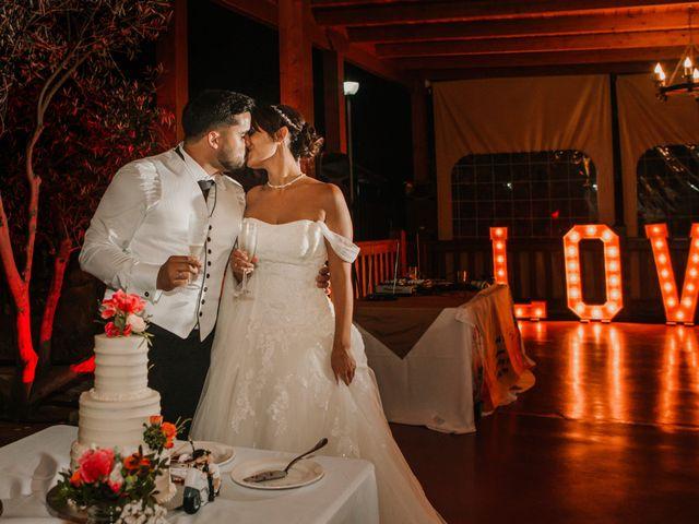 La boda de David y Ayira en Telde, Las Palmas 39