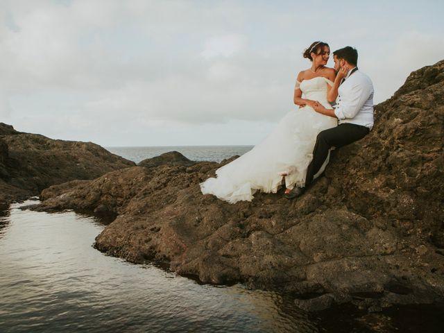 La boda de David y Ayira en Telde, Las Palmas 46
