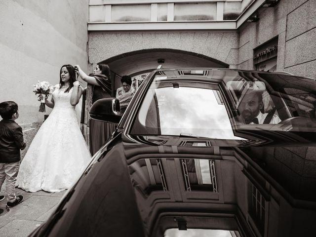 La boda de Juan y Carol en Cervello, Barcelona 21