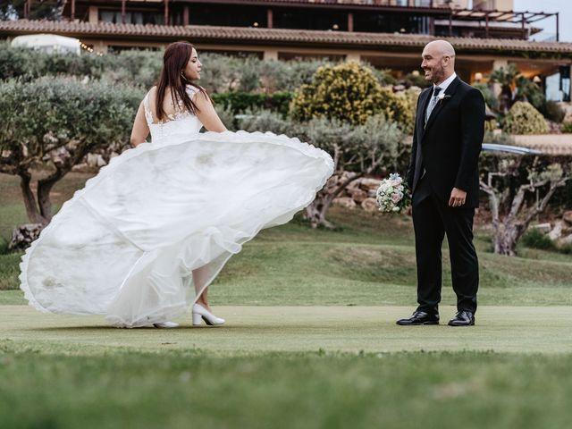 La boda de Juan y Carol en Cervello, Barcelona 25