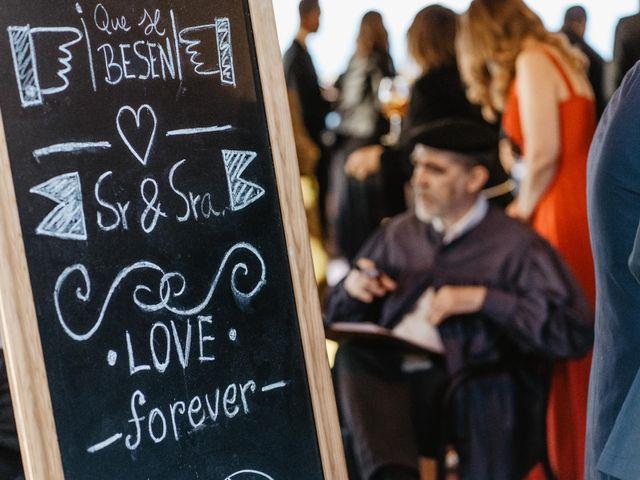La boda de Juan y Carol en Cervello, Barcelona 28