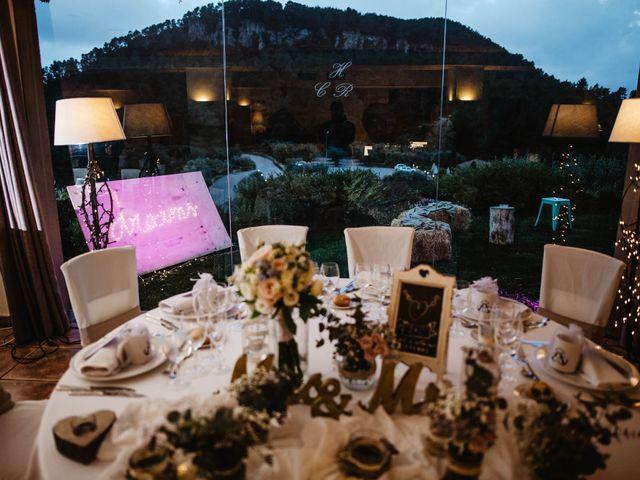 La boda de Juan y Carol en Cervello, Barcelona 36