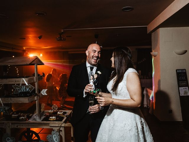 La boda de Juan y Carol en Cervello, Barcelona 39