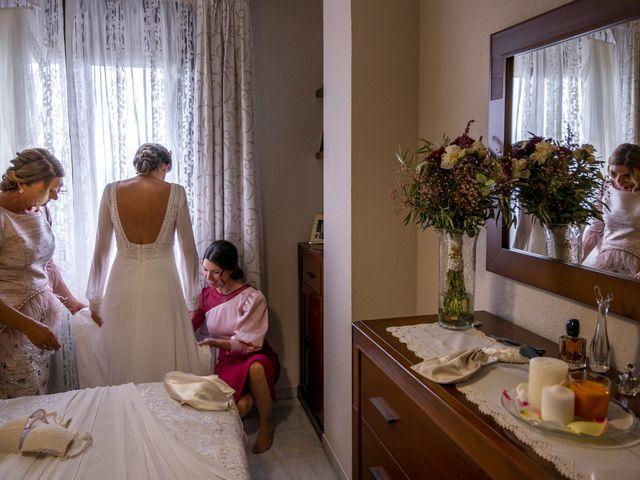 La boda de Paco y Patricia en Granada, Granada 14