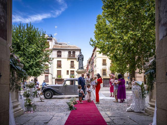La boda de Paco y Patricia en Granada, Granada 19