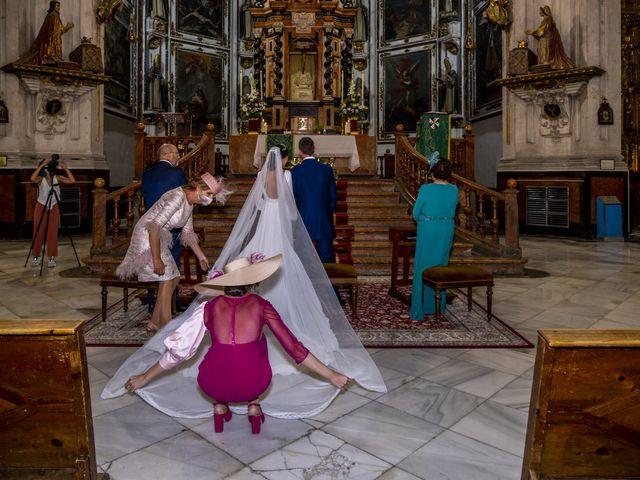 La boda de Paco y Patricia en Granada, Granada 20