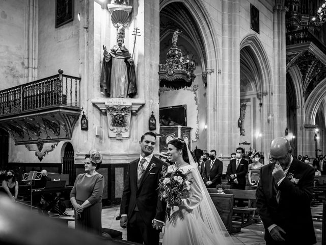 La boda de Paco y Patricia en Granada, Granada 21