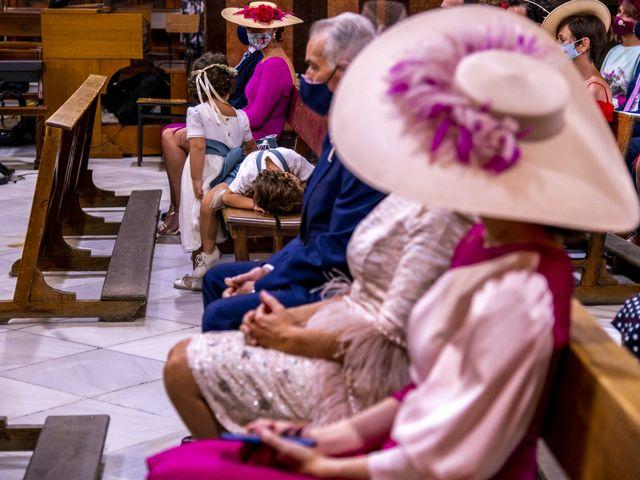 La boda de Paco y Patricia en Granada, Granada 22