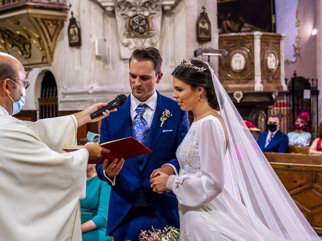 La boda de Paco y Patricia en Granada, Granada 24