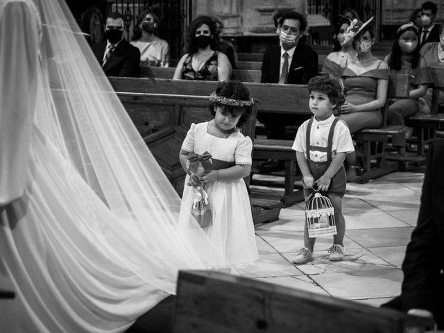 La boda de Paco y Patricia en Granada, Granada 26