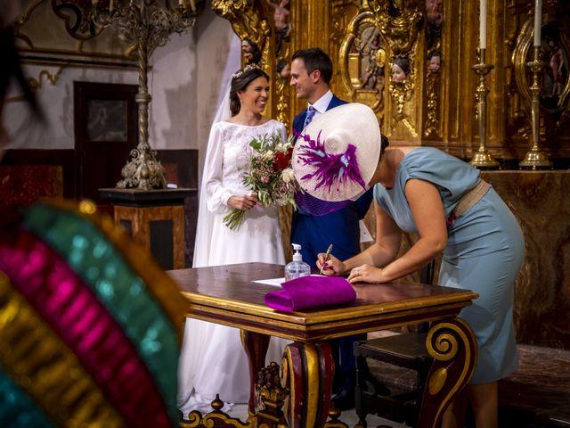 La boda de Paco y Patricia en Granada, Granada 28