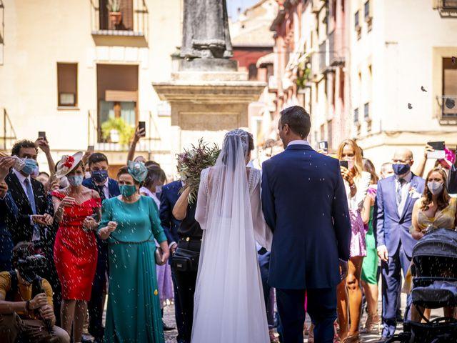 La boda de Paco y Patricia en Granada, Granada 29
