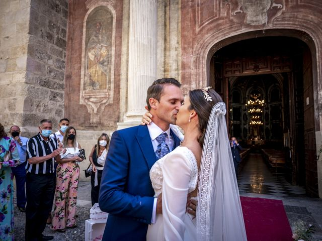 La boda de Paco y Patricia en Granada, Granada 30