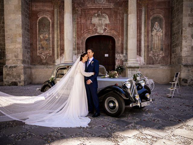 La boda de Paco y Patricia en Granada, Granada 32