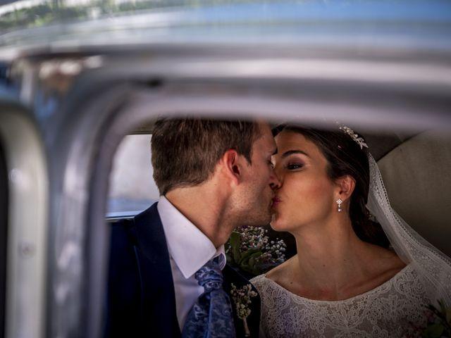 La boda de Paco y Patricia en Granada, Granada 35