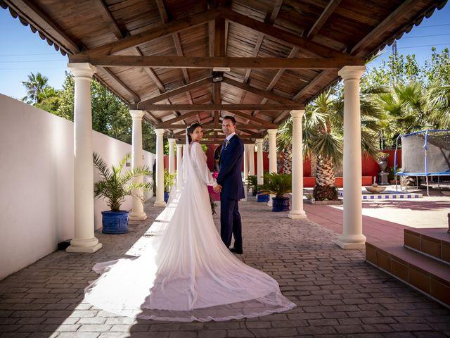 La boda de Paco y Patricia en Granada, Granada 37