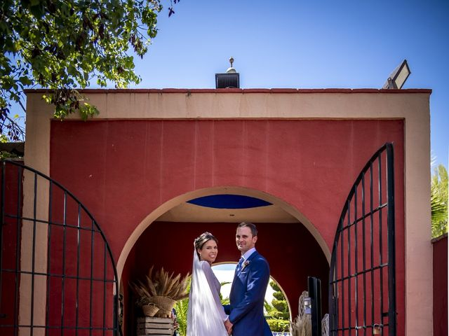 La boda de Paco y Patricia en Granada, Granada 39