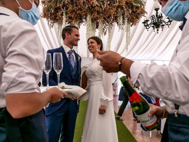 La boda de Paco y Patricia en Granada, Granada 53