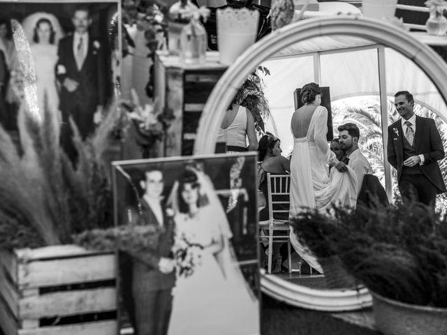La boda de Paco y Patricia en Granada, Granada 57