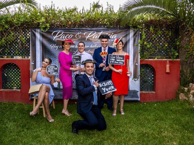 La boda de Paco y Patricia en Granada, Granada 68