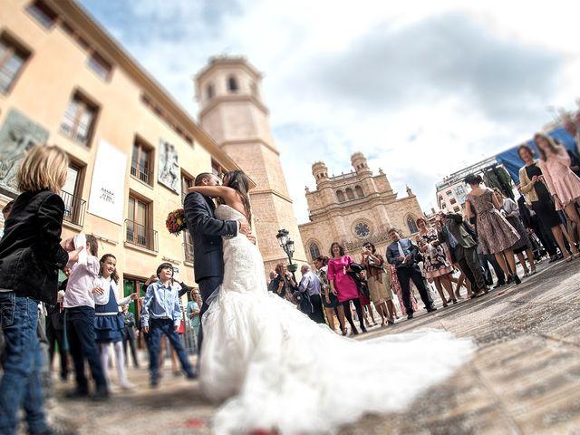 La boda de Vyctor y Ady en Catí, Castellón 12