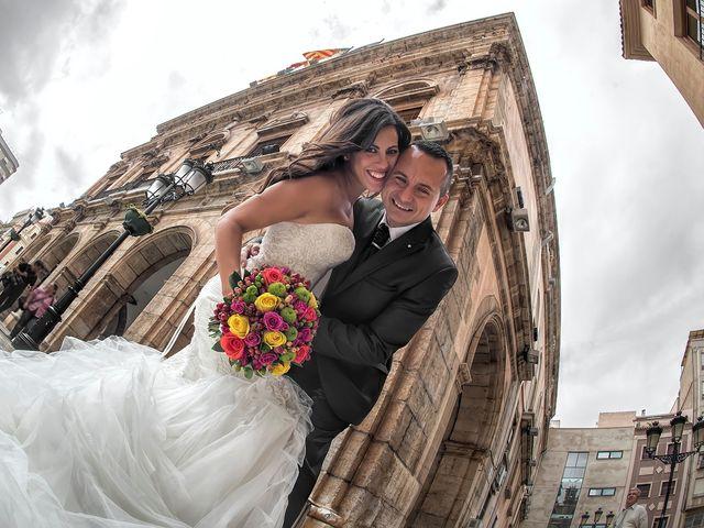 La boda de Vyctor y Ady en Catí, Castellón 13