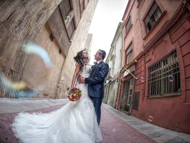 La boda de Vyctor y Ady en Catí, Castellón 1