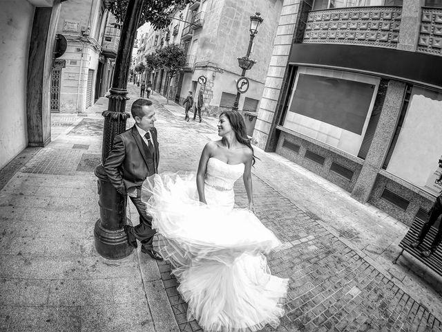 La boda de Vyctor y Ady en Catí, Castellón 14
