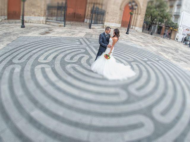 La boda de Vyctor y Ady en Catí, Castellón 15