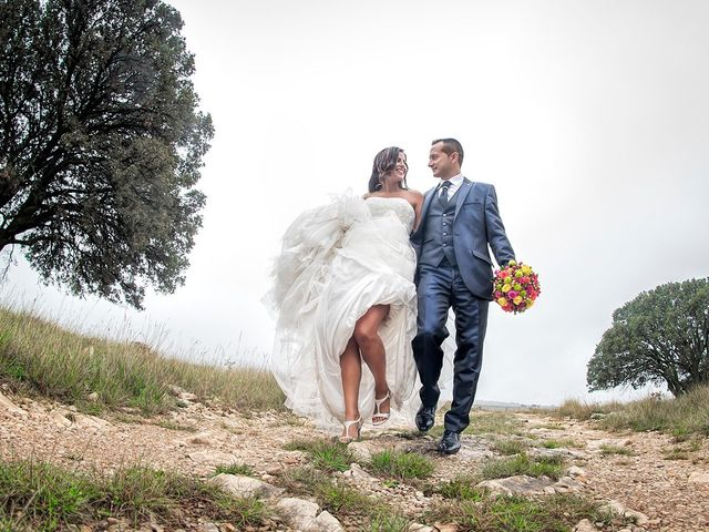 La boda de Vyctor y Ady en Catí, Castellón 16