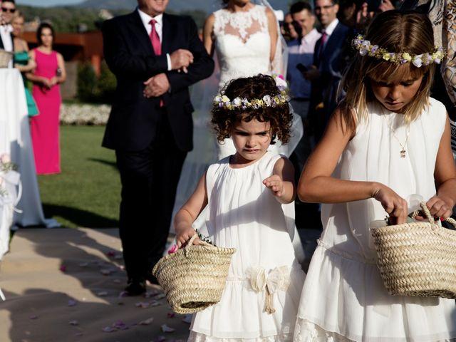 La boda de Albert y Marta en Taradell, Barcelona 26