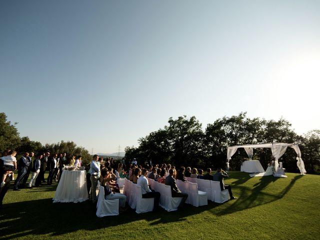 La boda de Albert y Marta en Taradell, Barcelona 28
