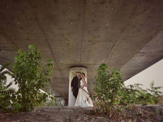 La boda de Judit y Rafa