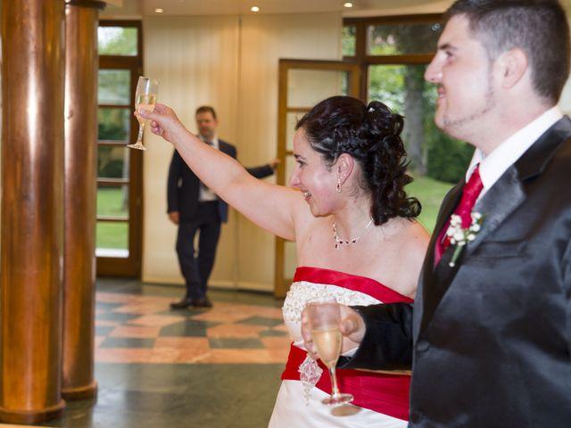 La boda de Ana Belén y Chus