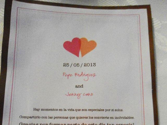 La boda de Pepe Rodriguez y Jenny Cano en Sort, Lleida 4