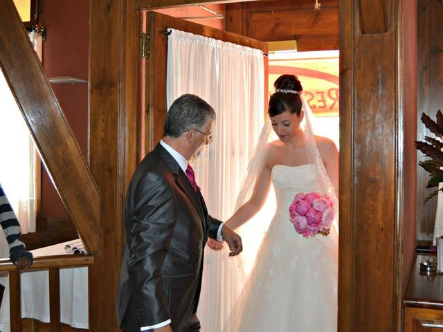 La boda de Pepe Rodriguez y Jenny Cano en Sort, Lleida 7