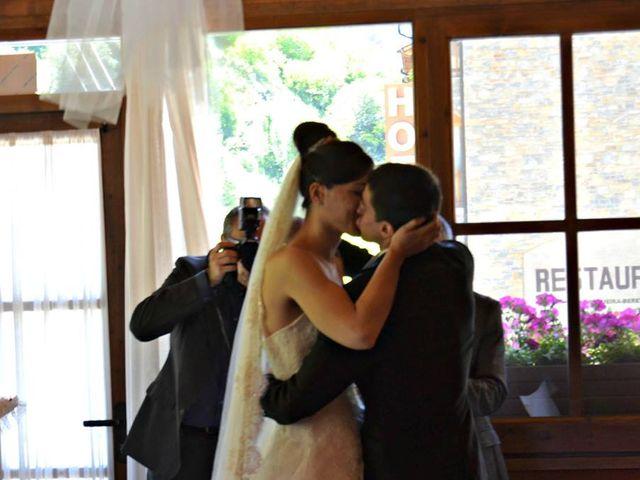 La boda de Pepe Rodriguez y Jenny Cano en Sort, Lleida 11