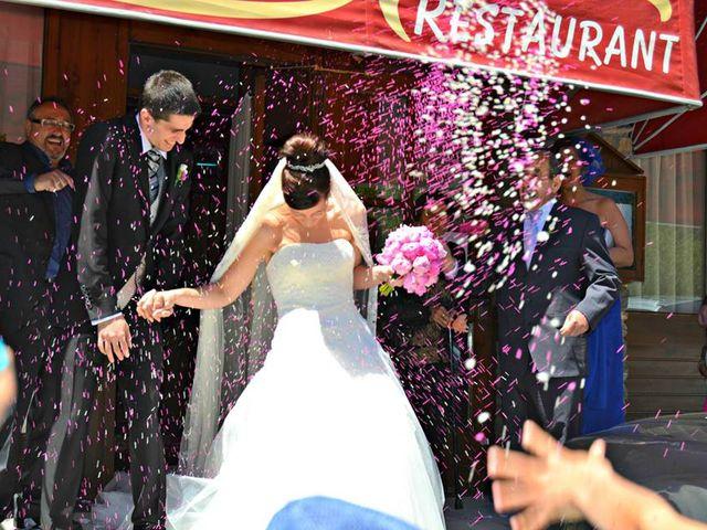La boda de Pepe Rodriguez y Jenny Cano en Sort, Lleida 2