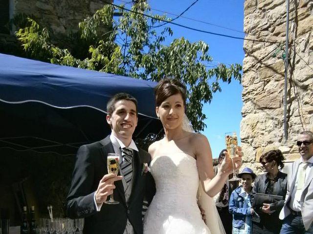 La boda de Pepe Rodriguez y Jenny Cano en Sort, Lleida 13