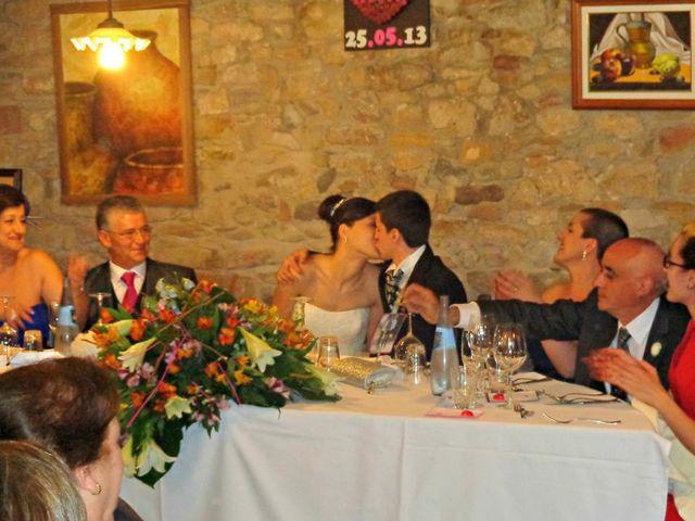 La boda de Pepe Rodriguez y Jenny Cano en Sort, Lleida 15