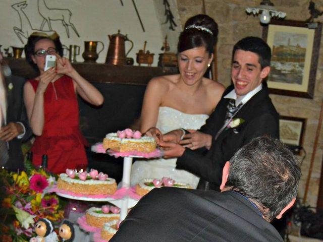 La boda de Pepe Rodriguez y Jenny Cano en Sort, Lleida 16