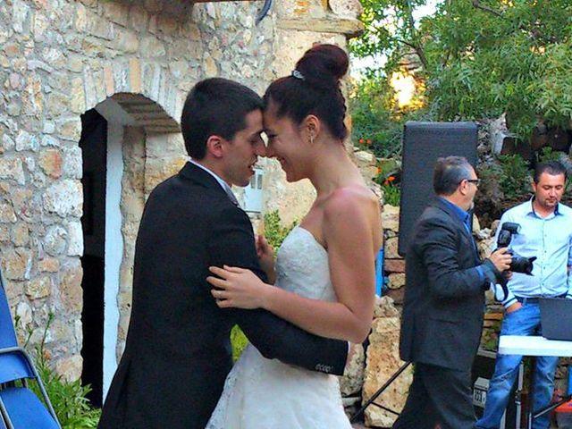 La boda de Pepe Rodriguez y Jenny Cano en Sort, Lleida 17